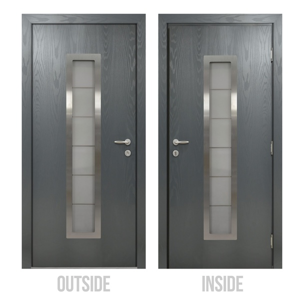You Can Find More Information On How To Paint The Doors Made Of Fiberglass,  Wood Or Metal.