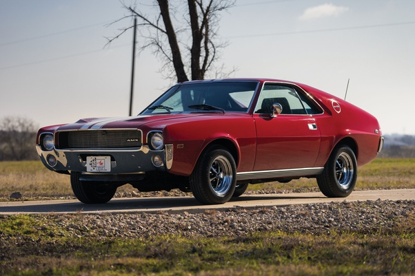 10 Forgotten Muscle - AMC AMX