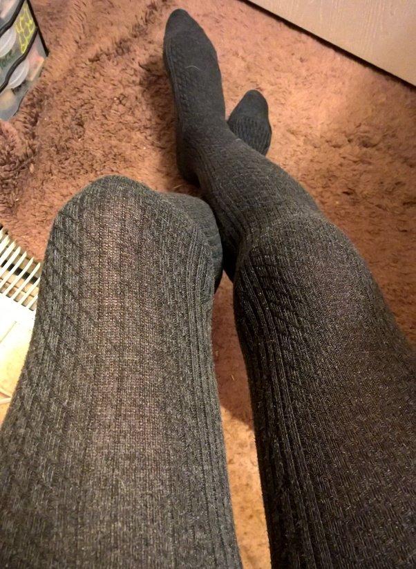 Does pantyhose keep my — photo 11