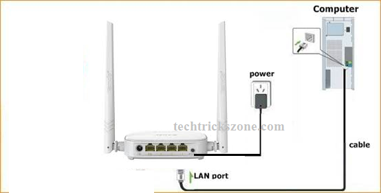 How do i configure Tenda N301 router as a repeater with ... Home Network Repeater Wiring Diagram on