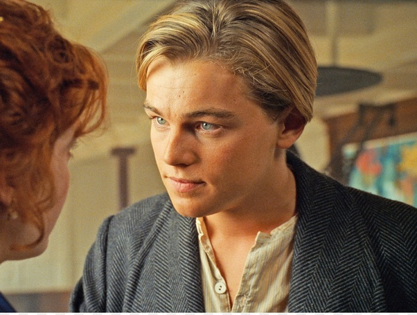 What is Leo DiCaprio's Titanic hairstyle called? - Quora