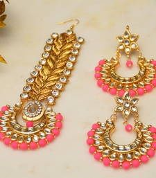 It Is Very Important That Wear Your Earrings According To Saree Style If The Red Traditional Go For These