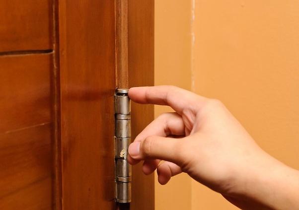 How To Fix A Door Hinge   Quora