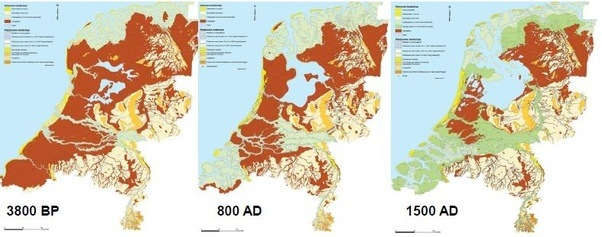 The Netherlands is famous for reclaiming land from the sea does it