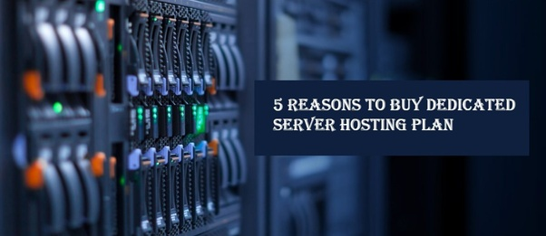 Why is dedicated server hosting the best? - Quora
