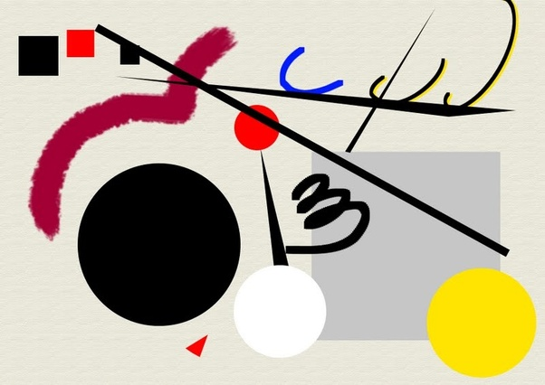 How Can Abstract Art Best Be Taught Quora
