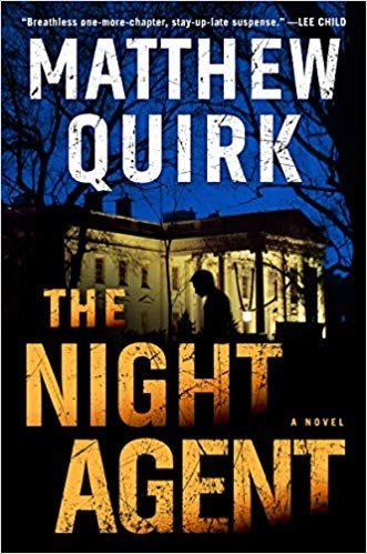 Best political thriller books 2019