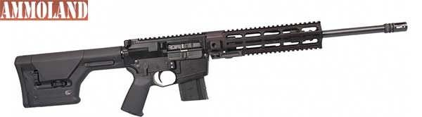 Are there any aftermarket parts that can modify an AR-15 to