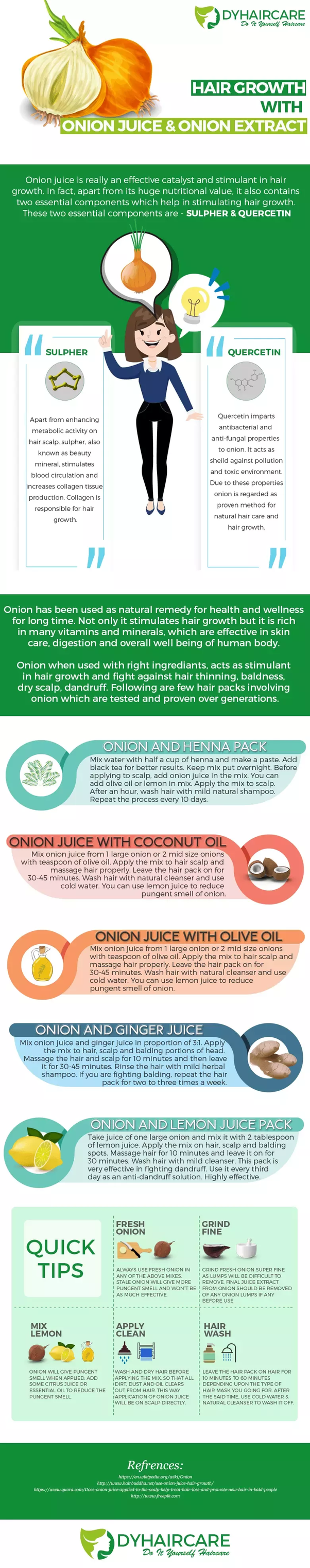does onion and egg juice promote hair regrowth? - quora