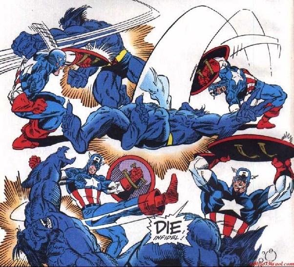 Who Would Win In A Fight Between Wolverine (Berserk