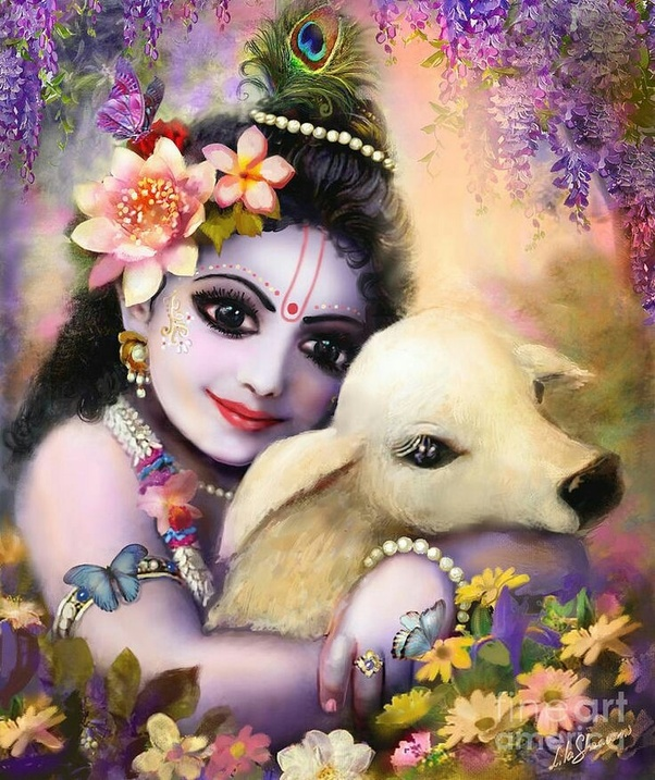 What are some great photos of Shri Krishna? - Quora