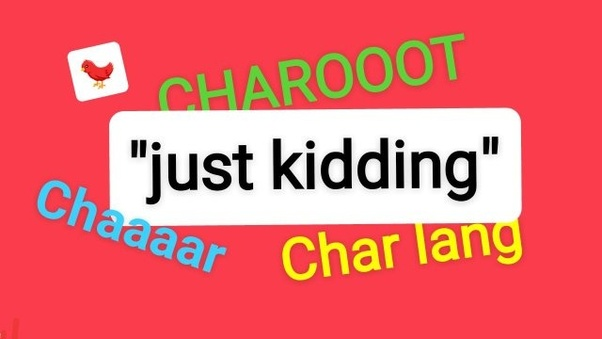 "What does the Filipino term ""Charoot"" mean in English? - Quora"