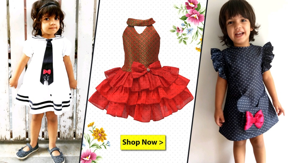 Which Is The Best Website For Buying Girls Frock Online Quora