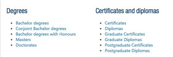 diploma difference between certificate degree zealand imagine looks face
