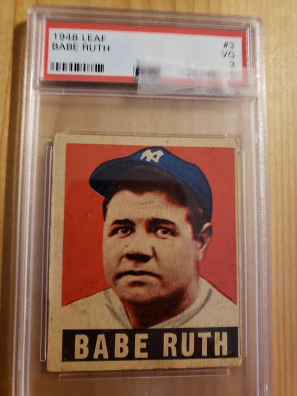 What Is The Most Expensive Baseball Card That You Own Quora