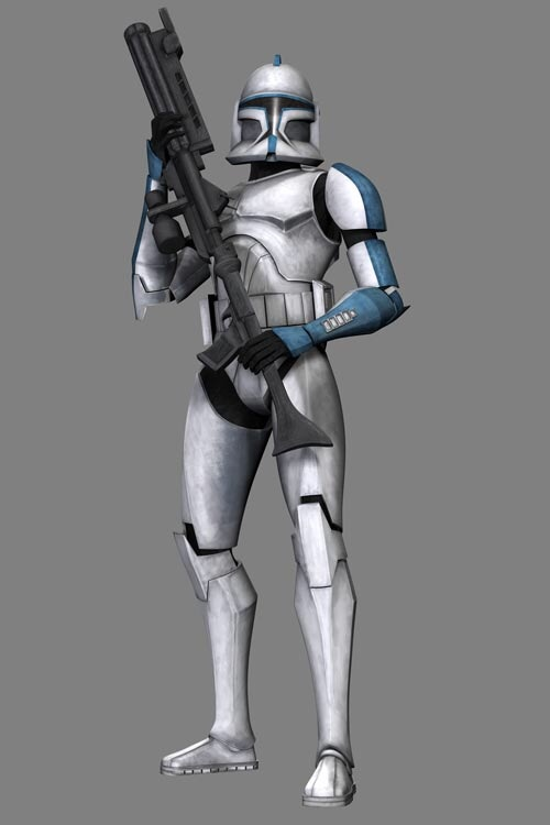 Why Do Clone Troopers Have Different Colors On Their Armor Quora