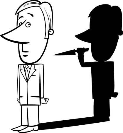 How to forgive a backstabber - Quora