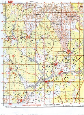 What are the definitions to learn in topography for ICSE? - Quora Definition For Topographic Map on
