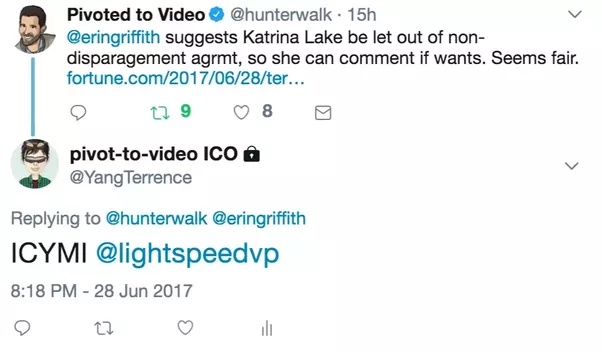 When Will Lightspeed Venture Partners Release Katrina Lake From Her