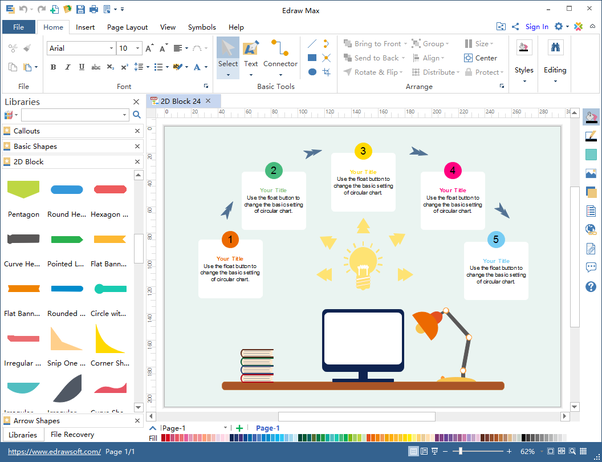 How to draw block diagrams in Microsoft Word? - Quora
