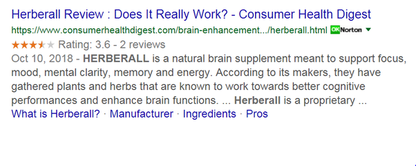 Is Herberall a true Adderall replacement? - Quora