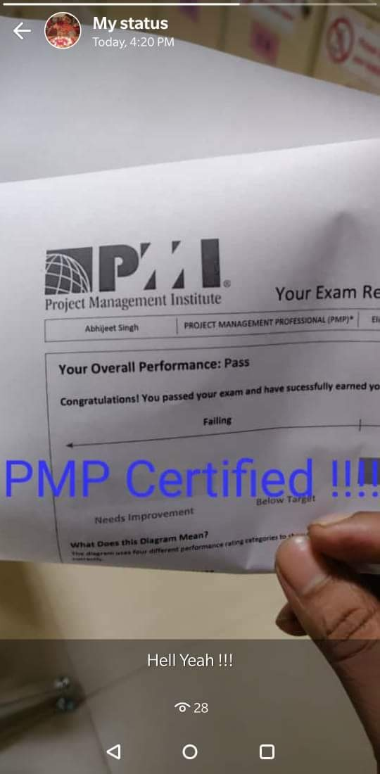 Is The Project Management Professional Pmp Certification Really