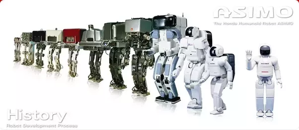 Why is the Mitra robot not as good looking as the ASIMO