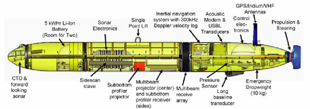Autonomous Underwater Vehicle (AUV): Why are deep sea ROVs