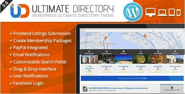 Where can i get a free wordpress directory listing theme quora findme wajeb Choice Image
