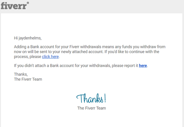 How to withdraw money from Fiverr - Quora