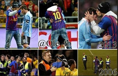 How to meet messi quora and if you want to meet him very close run into the pitch and hug him m4hsunfo Choice Image