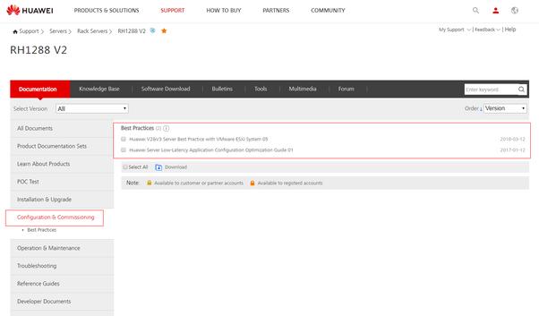 How to configure a Huawei Server RH1288 - Quora