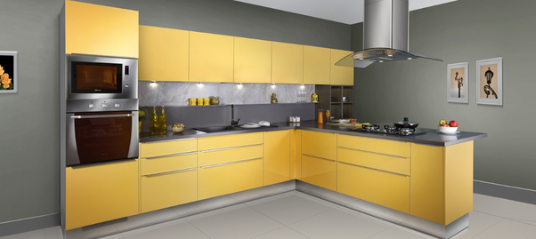 How much does a modular kitchen cost in