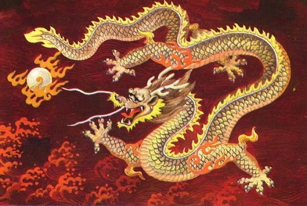 What Does A Dragon Symbolize In Buddhism Quora
