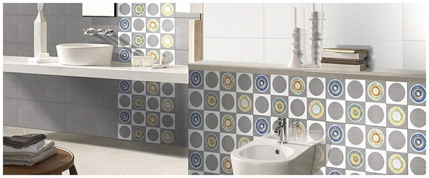which type of tiles should we use for bathroom walls big