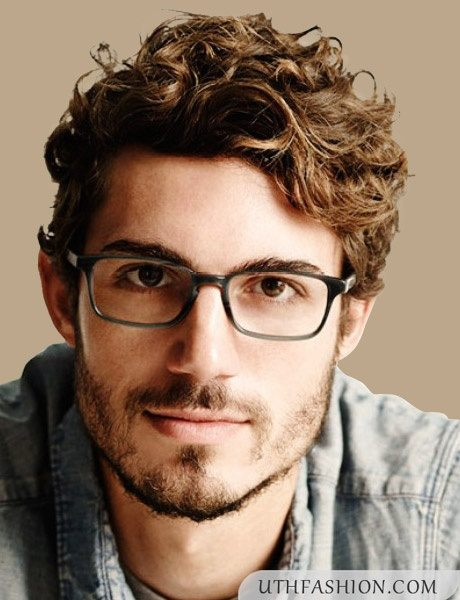 What\'s the best possible haircut for an oval faced man with curly ...