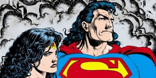 He Keeps The Hair Until 1996 When Finally Cuts It So Doesnt Look Like A Complete Hillbilly For His Wedding To Lois Lane