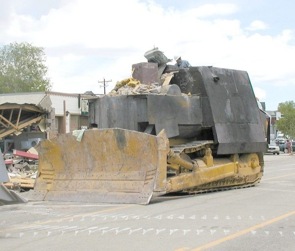 What are some examples of homemade armored vehicles? - Quora
