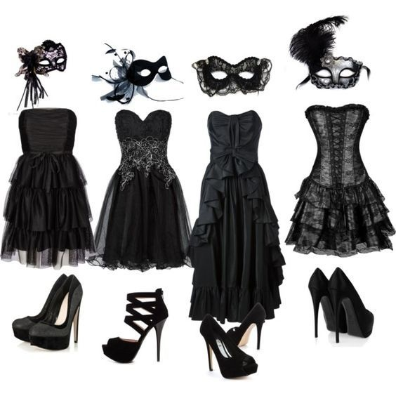 wholesale online cute official site How should you dress for a masquerade party? - Quora