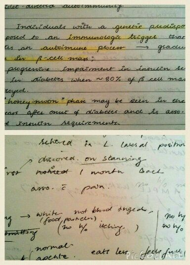 Samples To See And Believe Would Be Notes We Write While Studying Not Hospital Patient Records Or Prescriptions P The Sample My Handwriting Is