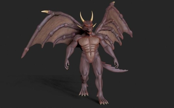 What would a human/dragon hybrid look like? - Quora