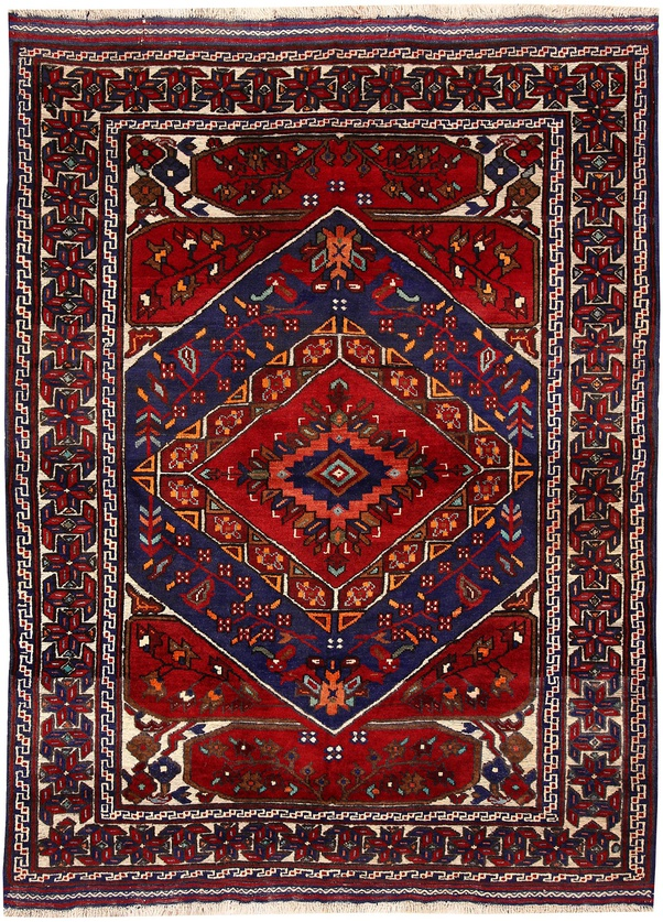 pure and artificial silk rugs