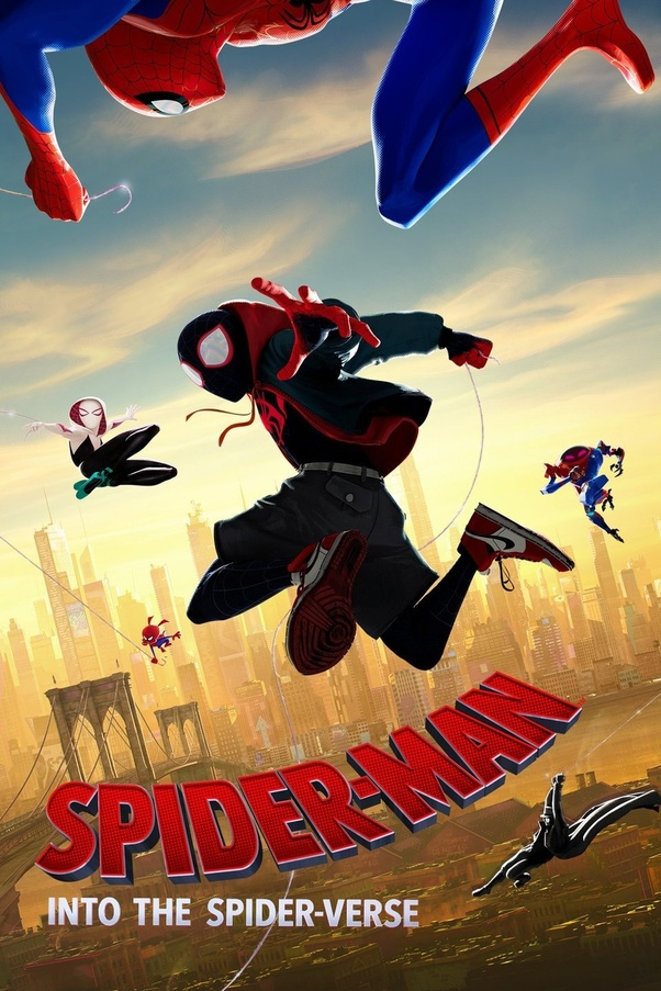 What Is Your Review Of Spider Man Into The Spider Verse 2018 Movie