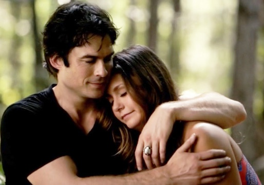 do damon and elena end up together in season 5