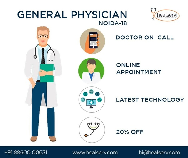 How to book an online appointment with a doctor in Noida