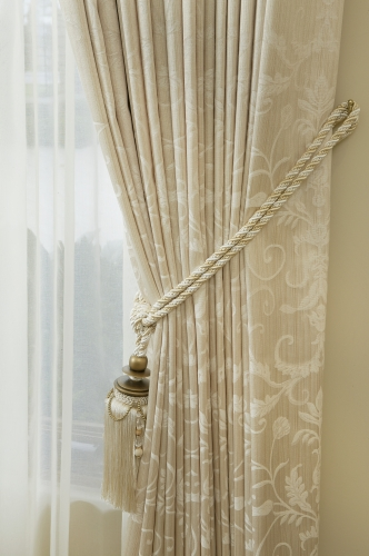 Choose Curtain Tassels To Make A Beautiful Knot Match Your With The Color Of