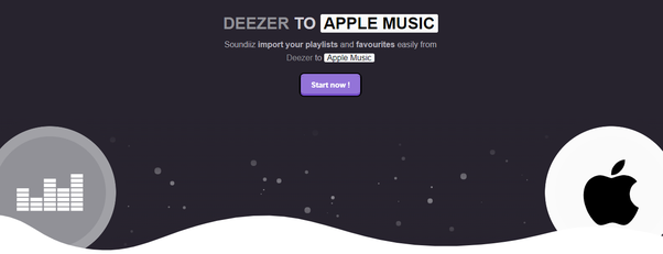 How to transfer my Deezer playlists to Apple Music - Quora