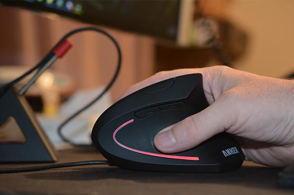 gaming mouse vs regular