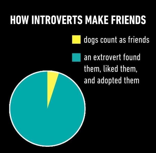 kan extroverts dating introverts ukrainsk jødisk dating