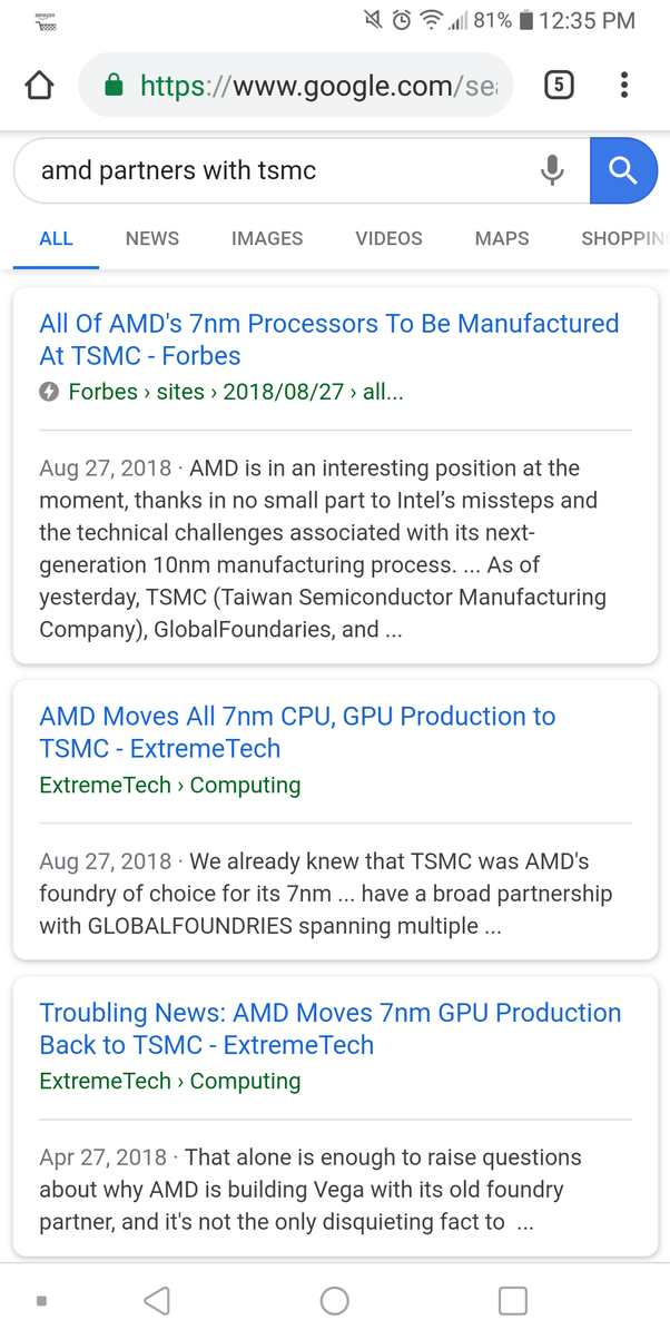 Why is Intel struggling with 10nm production when AMD goes